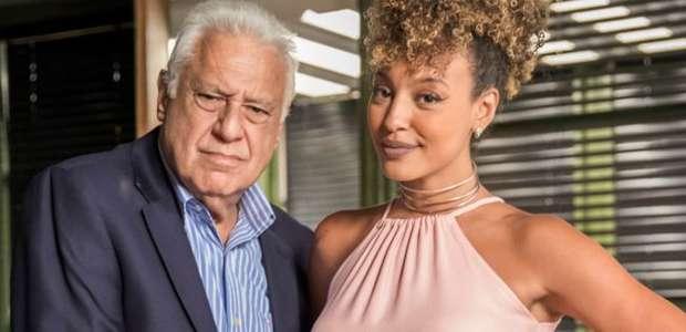Fim de Bom Sucesso: Nana conta plano de Gisele contra Diogo