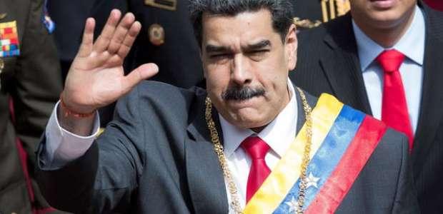 """Maduro ameaça """"arrebentar os dentes"""" de Brasil e Colômbia"""
