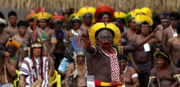 Tribos brasileiras apoiam manifesto para salvar a ...