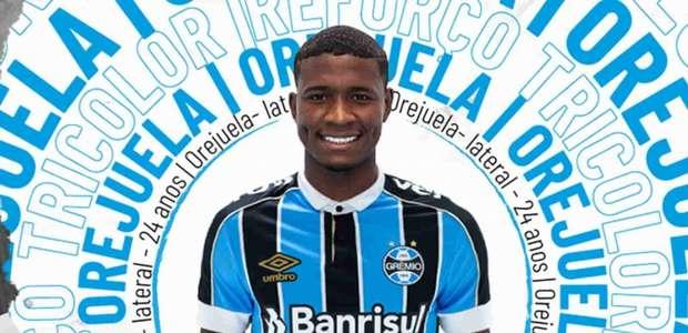 Mais um reforço! Grêmio anuncia a contratação do lateral ...