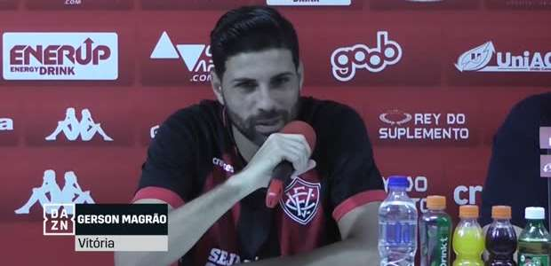 VITÓRIA: Gerson Magrão projeta a temporada do rubro- ...