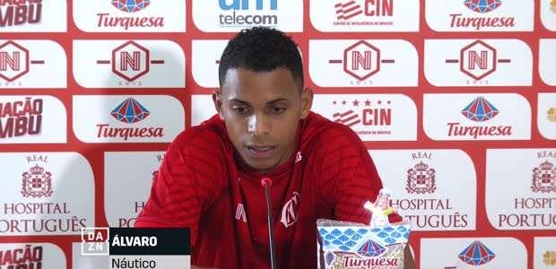 """NÁUTICO: Álvaro comenta ambição do clube em 2020: """"Timbu ..."""