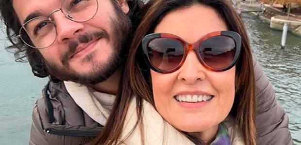 Fátima Bernardes faz balanço sobre viagem de férias com ...