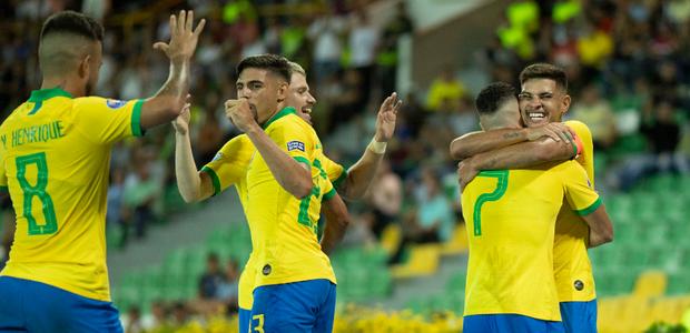 Brasil busca segunda vitória contra o Uruguai no Pré- ...