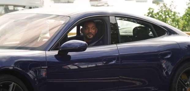 Will Smith vira motorista de app para promover filme nos EUA