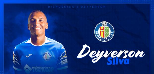 """Deyverson é apresentado no Getafe: """"Vou dar a vida em campo"""""""