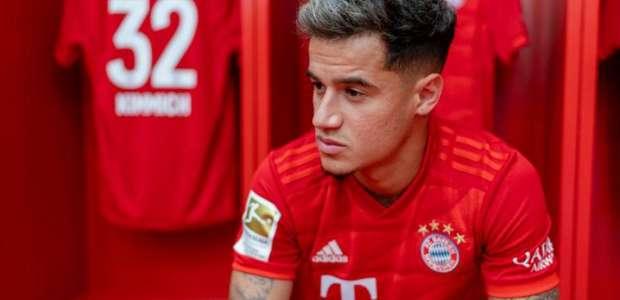 Bayern não deve exercer opção de compra e Coutinho ...