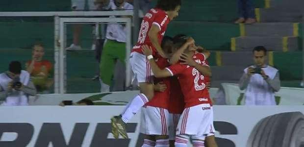 Internacional vence o Juventude com gol de Thiago Galhardo