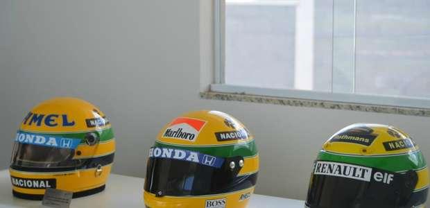Troféu Ayrton Senna de Kart terá exposição em homenagem ...