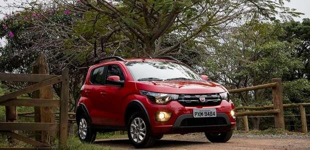 Fiat Mobi Way, o aventureiro 1.0, é refém dos opcionais