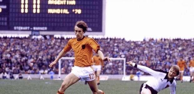 Morre Robert Rensenbrink, ex-atacante da seleção holandesa