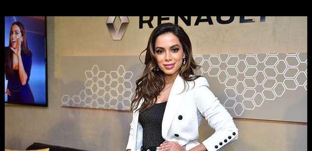 Anitta reage a projeto de Regina Duarte sobre baile ...
