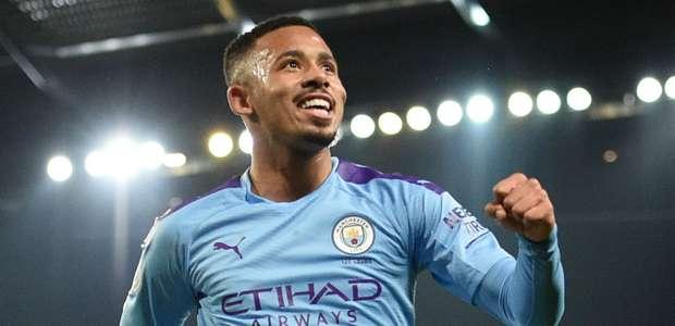 Gabriel Jesus, rumo a seu melhor ano no Manchester City