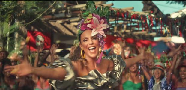 Ivete Sangalo anuncia tema de seu look para o Carnaval 2020