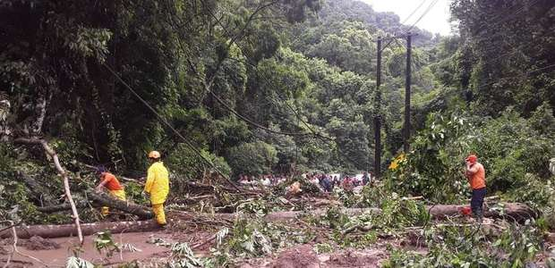 Previsão é de chuva nas estradas paulistas durante ...