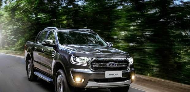 Efeito Ranger amplia liderança global de picapes da Ford