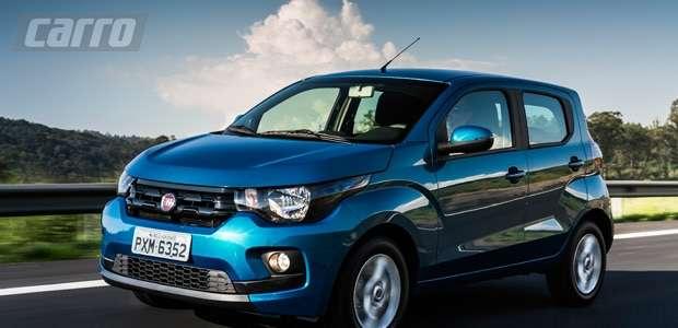FCA faz recall para Fiat Mobi e Grand Siena