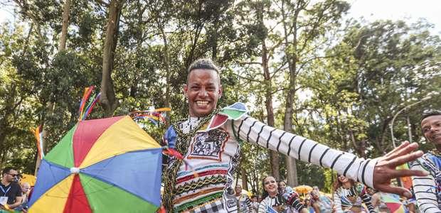 Pernambucanos avaliam Galo da Madrugada em São Paulo