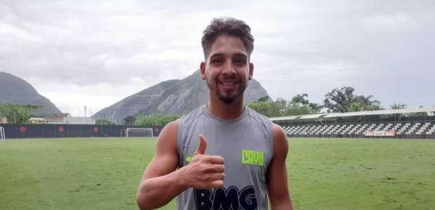 Vasco confirma chegada de Martín Benítez
