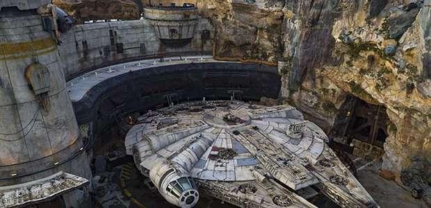 Conheça o complexo Star Wars: Galaxy's Edge na Disney World