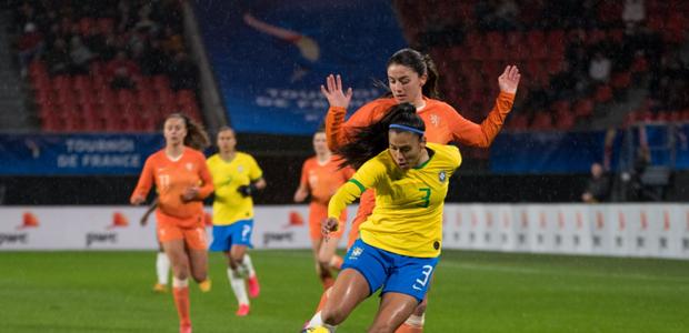 Seleção Brasileira empata com Holanda na estreia do ...