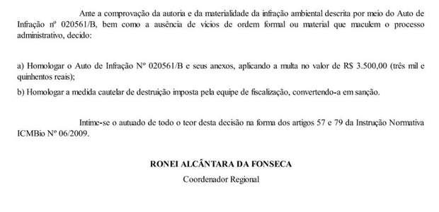 Após Bolsonaro, presidente da Embratur tem multa cancelada