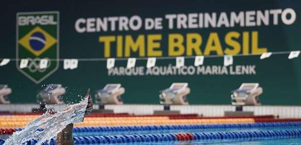 Seletiva olímpica da natação brasileira é cancelada após ...