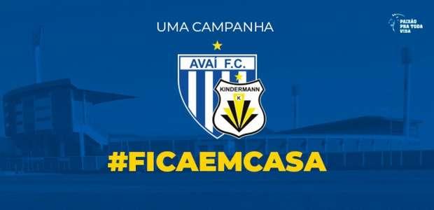 Futebol feminino do Avaí faz campanha de conscientização ...