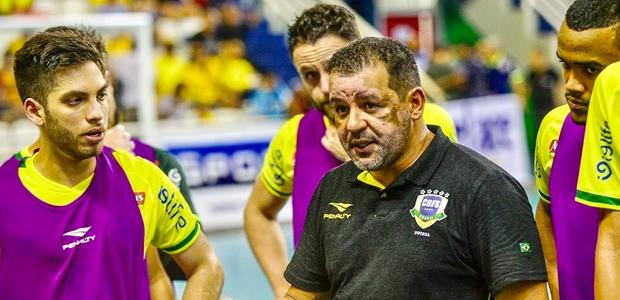 Treinador da Seleção quer adiamento do Mundial de futsal ...
