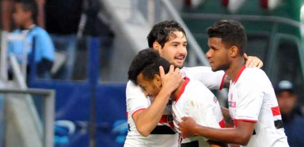 Em brincadeira com Inter, São Paulo posta gol de Pato ...
