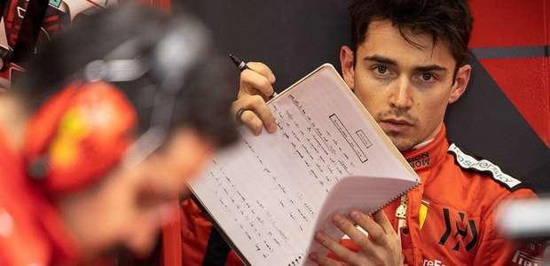 Leclerc revela principal aprendizado desde chegada à ...
