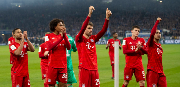Bayern de Munique volta aos treinos nesta segunda-feira, ...