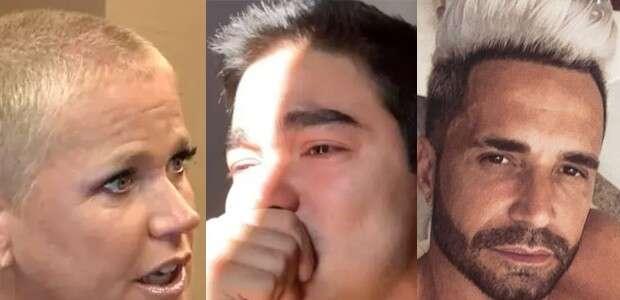 Xuxa quebra o silêncio, Yudi desabafa e Latino faz ...