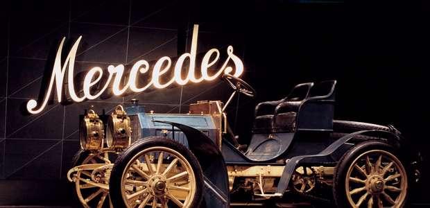 Mercedes celebra os 120 anos da menina que deu nome à marca