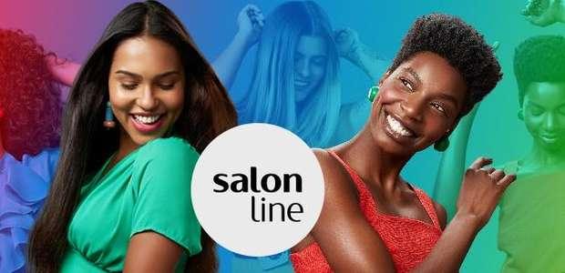 Salon Line faz leva de doações para instituições