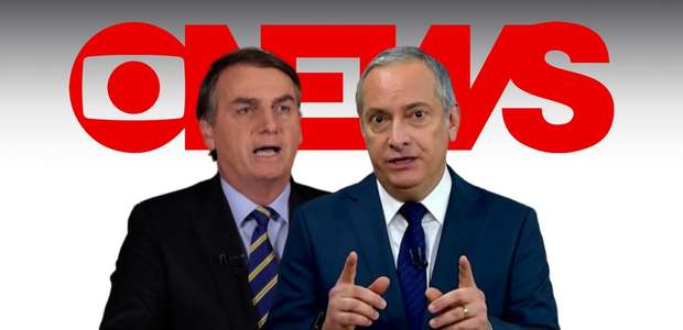 """Âncora da Globo critica Bolsonaro: """"Não vamos calar a boca"""""""