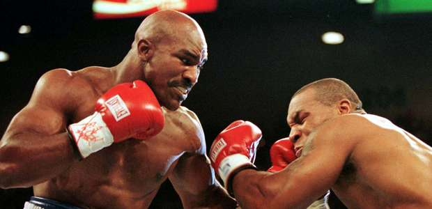 Mike Tyson x Holyfield: será que dá luta 20 anos depois?
