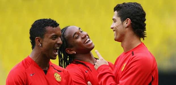 """""""Tênis? Ping-pong? Cristiano Ronaldo é competitivo em ..."""