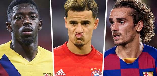 Por Lautaro, Barcelona pode fazer 'liquidação' de ...