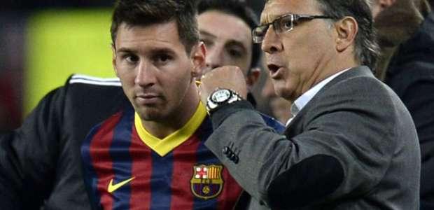 "Tata Martino: ""Vivi no Barcelona o pior ano da minha ..."