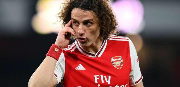 Para onde vai David Luiz? Futuro do zagueiro no Arsenal ...