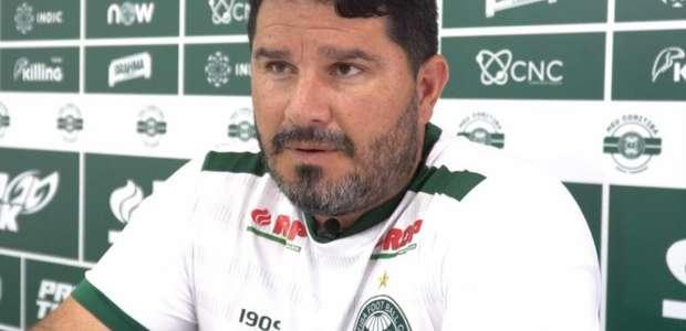 Hoje no Coritiba, Barroca exalta o Botafogo: 'Eu seria ...
