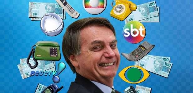 Ato de Bolsonaro pode salvar canais 'amigos' e 'inimigos'