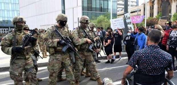 Protestos por George Floyd: a 'vingança' de China, ...