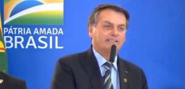 Com broche do Fla, Bolsonaro diz que celebrará bi ...