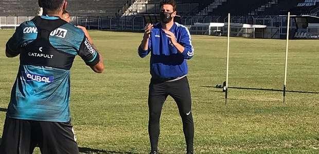 Elano elogia retomada dos treinos da Inter de Limeira