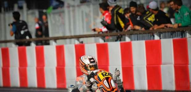 Brasil terá sete pilotos no Europeu de Kart