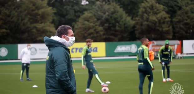 PALMEIRAS: Luxemburgo retorna aos treinos e fala sobre ...