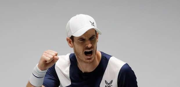 """Andy Murray sobre o US Open: """"Disposto a correr o risco"""""""