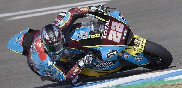Lowes lidera primeiro dia de treinos da Moto2 em Brno. ...